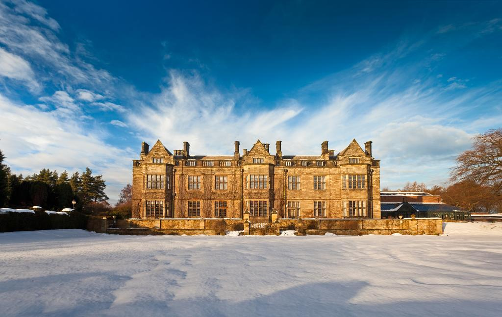 Gisborough Hall Christmas Afternoon Tea