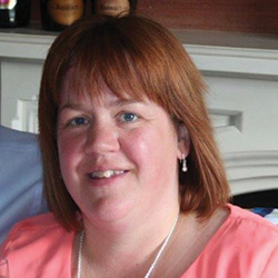 Chrissy Tomlinson Trustee